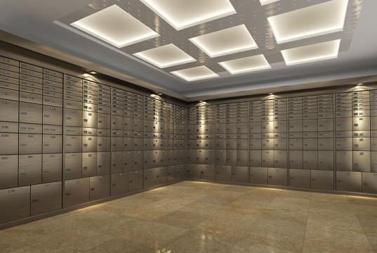 safety-deposit-box-facility